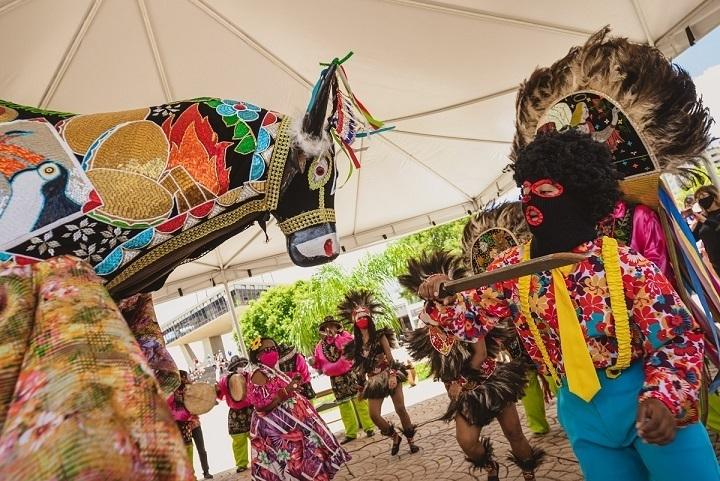 Circuito Candango de Culturas Populares celebra fim da primeira etapa com grande festival