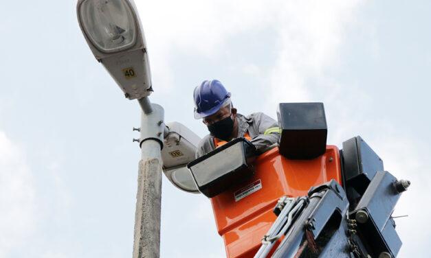Vila Basevi ganha novo projeto de iluminação pública
