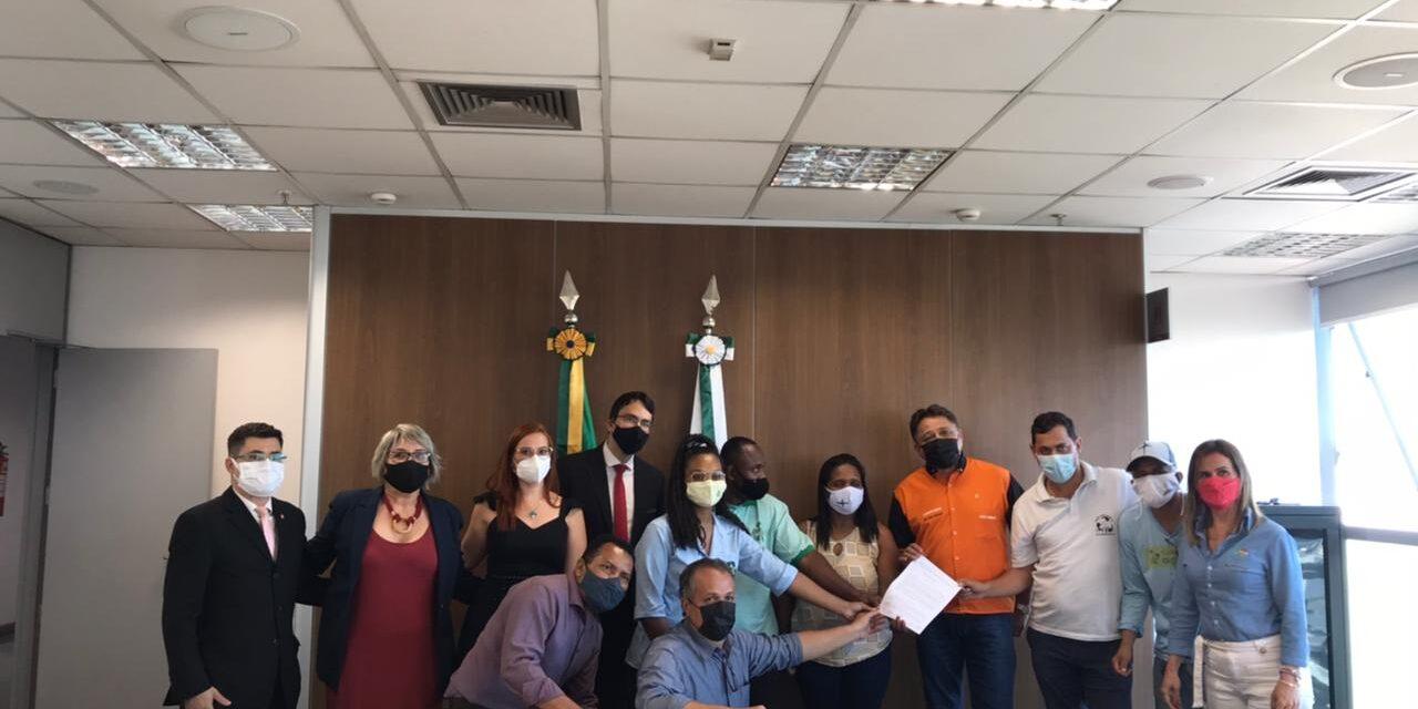 João Cardoso defende prioridade de catadores na coleta de resíduos sólidos nos condomínios do DF