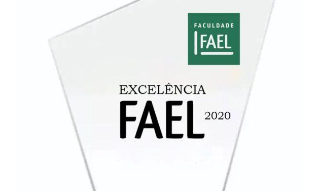 PRÊMIO – EXCELÊNCIA FAEL 2020