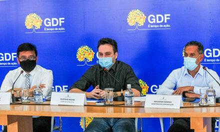Vacinação no DF vai avançar por faixa etária