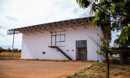 Polo de Cinema e Vídeo, em Sobradinho, passa por reforma