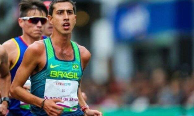 Caio Bonfim termina em 13º lugar nas Olimpíadas de Tóquio