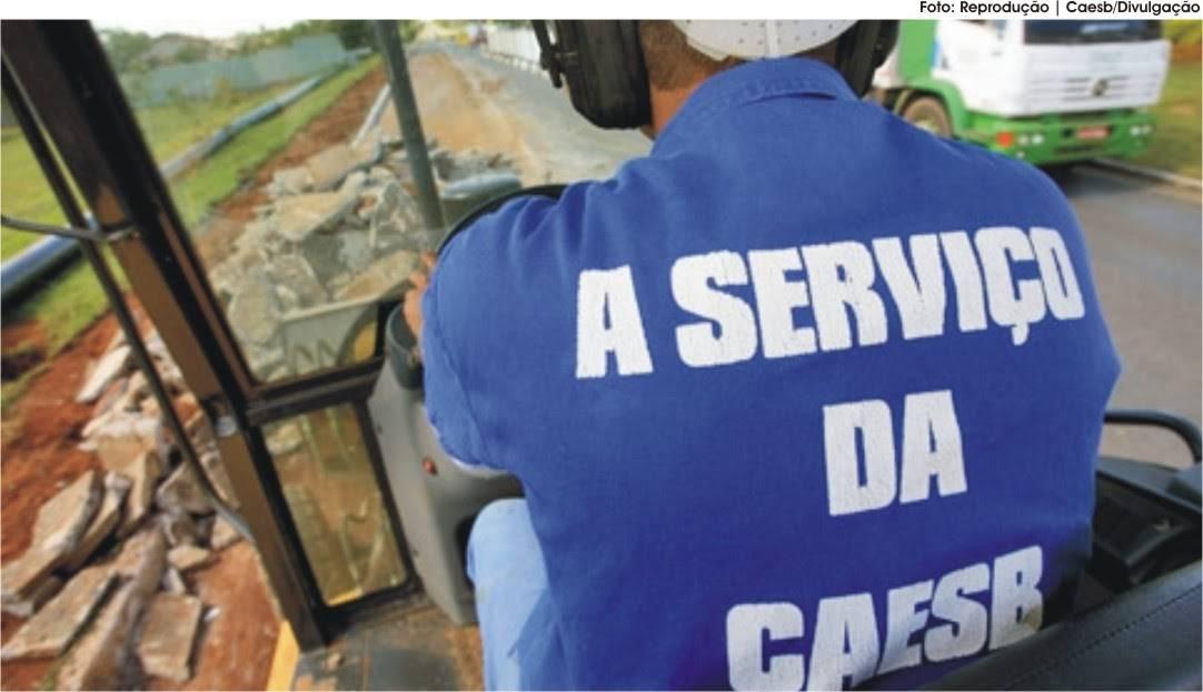 Região norte do DF terá obras de fornecimento de água