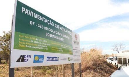 Mais mobilidade e conforto para a Fercal, Sobradinho e Planaltina