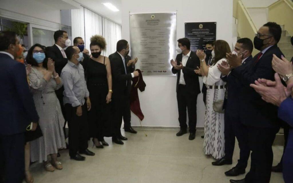 Revitalização da sede da Subseção de Sobradinho é entregue pela OAB/DF