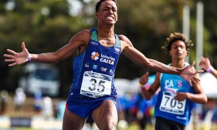 Após Mundial Sub-20 de Atletismo, Vinícius Galeno disputa o Brasileiro Sub-18