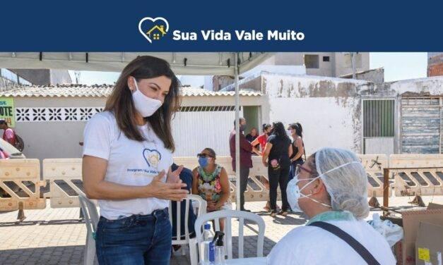 'Sua Vida Vale Muito' vai à Fercal levar saúde e cidadania