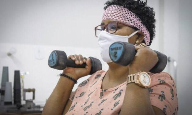 Policlínica de Sobradinho oferece reabilitação pós-covid