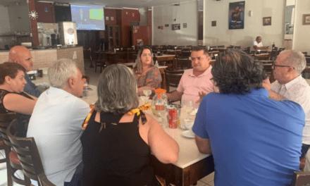 Deputado Reginaldo Veras defende Lei Luzia de Paula