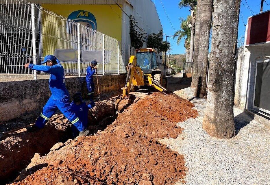 Água Legal regulariza ligações em Sobradinho e Planaltina