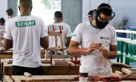 Senai-DF abre 5 mil vagas para qualificação profissional